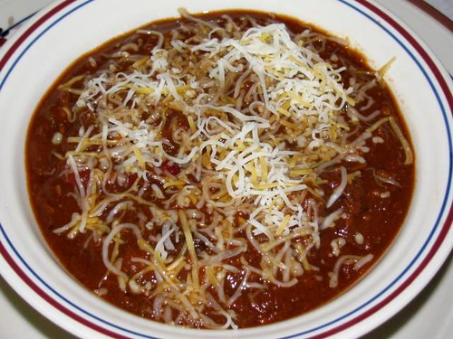 Emeril's Spicy Beef Chili