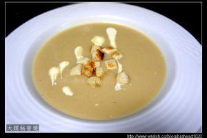 [西餐]湯類 蒜苗馬鈴薯冷湯