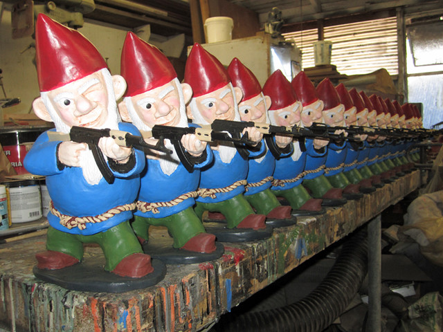Combat Garden Gnomes 041