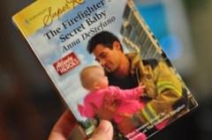 The Firefighter's Secret Baby