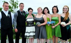 Bridal Party All Together