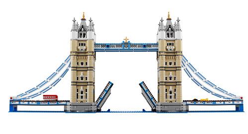 Lego Tower Bridge Exclusive
