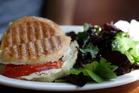 tomato panini