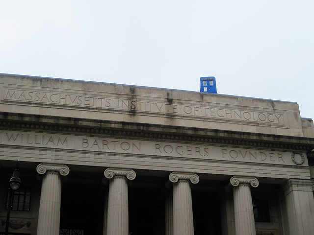 The TARDIS at MIT