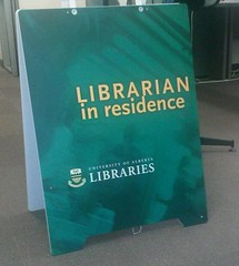 Librarian in Residence 2