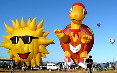 Hot Air Balloon 2010 (Clark)