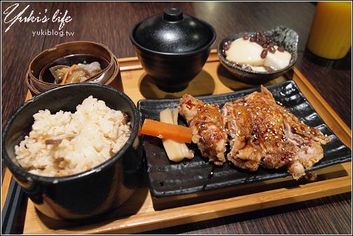 [板橋 食]*寅八~日式炊飯料理(板橋環球) Yukis Life by yukiblog.tw