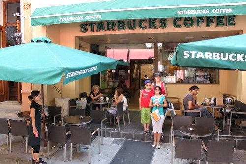 Starbucks Heraklion