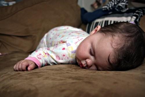 sleeping Annie