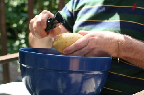 Potatoes for Dinner