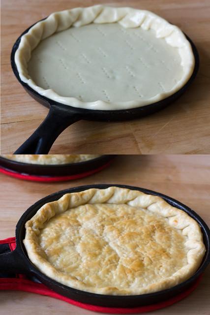Pie Pizza Crust