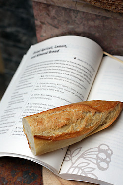 bread bookmark