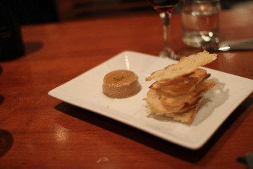 Duck & goose liver pate