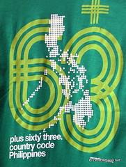 Philippine Country Code 63