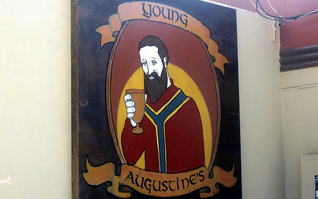 young augustine himself