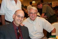 Steve Lubetkin and Bobby Thomson