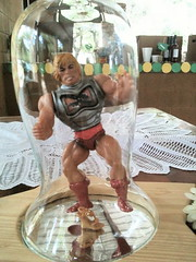 He Man Trapped