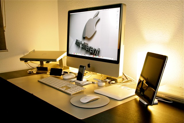 Apple Workspace
