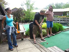 Mini Golf w/ Ben & Karen