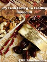 Joy From Fasting To Feasting (Season-III)