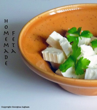 Home Made Feta