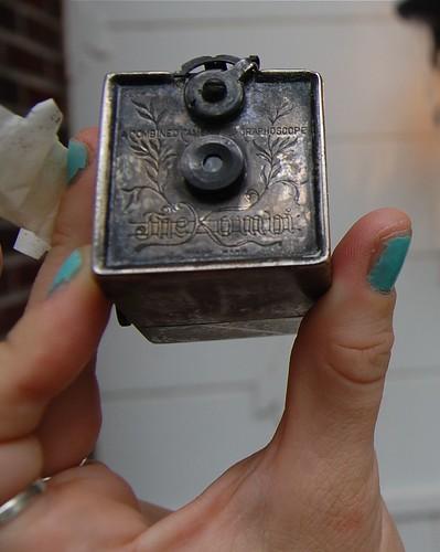 Kombi Camera, from 1892