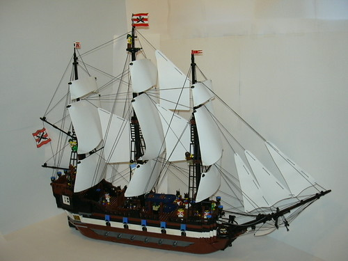 Lego Pirate Ship SHIP