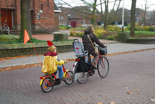 Going to see Sint