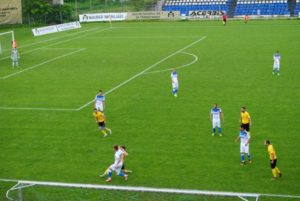 Fotbal: FC Braşov a pierdut cu Academica Clinceni