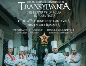 Aventuri culinare în Transilvania!