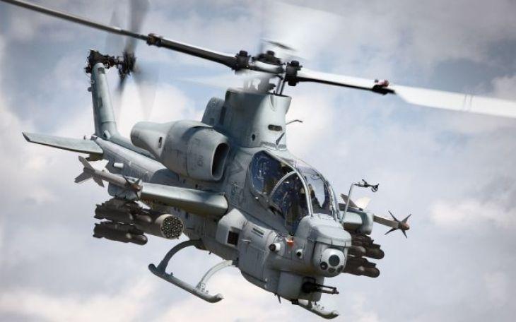 România ar putea produce în 4-5 ani elicopterul de atac Bell AH1 Viper