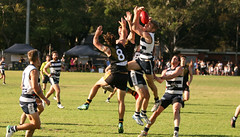 Balmain Tigers v Camden Cats AFL Division1 May 27 2017 00064