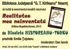Afis-05_19_2017-Lansare-carte-Nicoleta-Nistoreanu