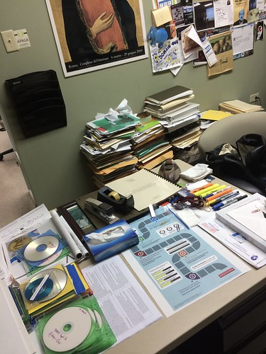 Mess of my office