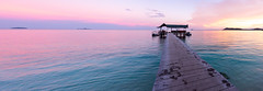 Sunset. Biodiversity Eco Resort