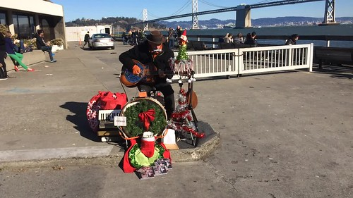 Blues on the Embarcadero