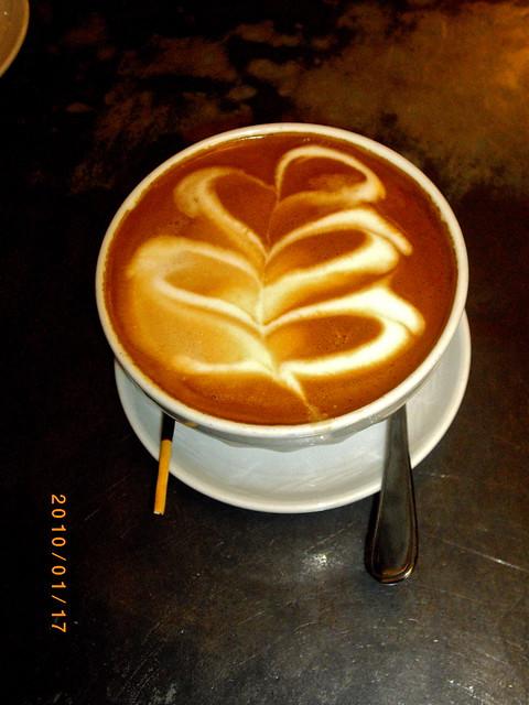 Coffee at Balzac's