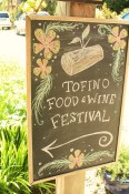 Tofino Food and Wine Festival