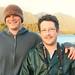 Bobby Honey and Andrew in Tofino