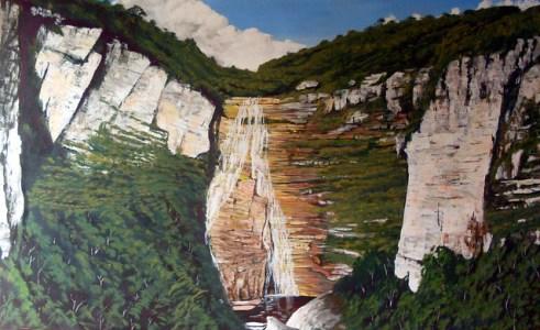 Cachoeira do Samuel