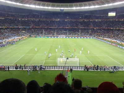 2010 FIFA World Cup South Africa - Uruguay vs France at Cape Town Stadium | Flickr - Photo Sharing!