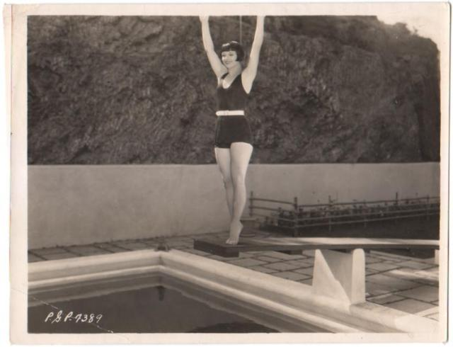 Louise Brooks Candids