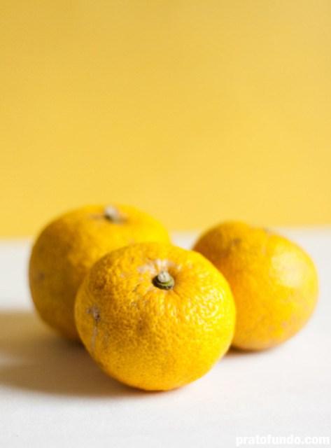 Limão Yuzu (Yuzu Lemon): limão japonês