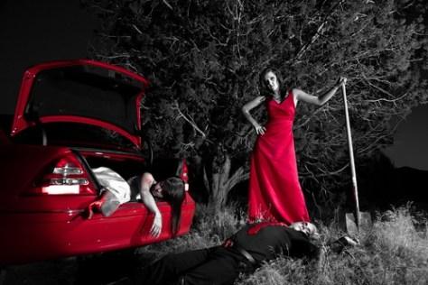 Killer Prom Date - Dig The Grave Black & White