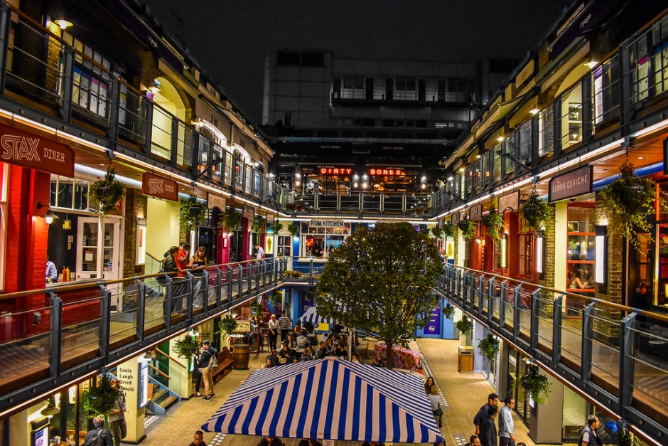 London-kingly court