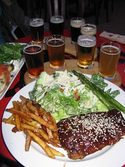 Ribs and Beer
