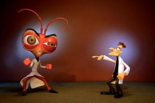 先别打蟑螂,它可是最好的神经学教材!图片