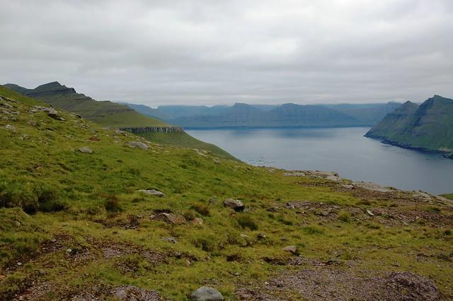 Funningsfjørður, Eysturey, Faroe Islands