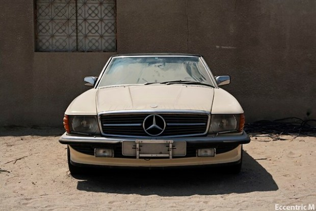 R107 Mercedes-Benz SL