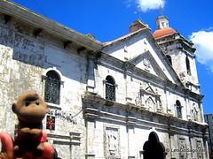Basilica de Sto. Nino in Cebu